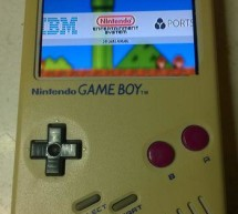 Gameboy LCD+Raspi Upgrade