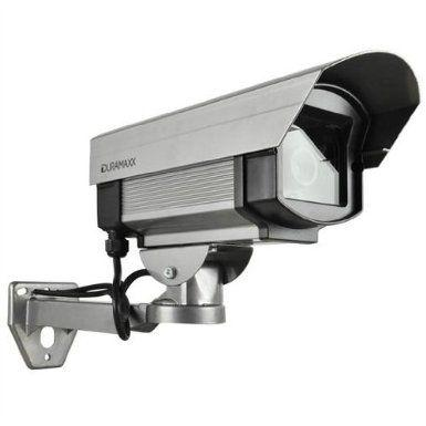 Raspberry Pi as low-cost HD surveillance camera