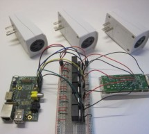 Wireless Multi-Channel Voice-Controlled Electrical Outlets