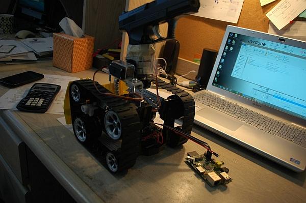 Counter-Strike Robot