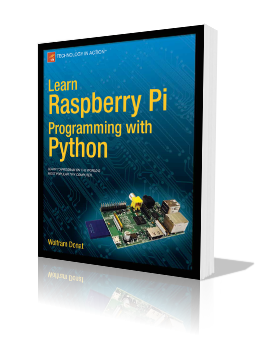 E-Book Learn Raspberry Pi Programming with Python