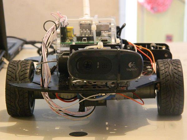 RaspRobot OpenCV Project