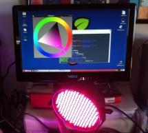 Raspberry Pi as a DMX light controller