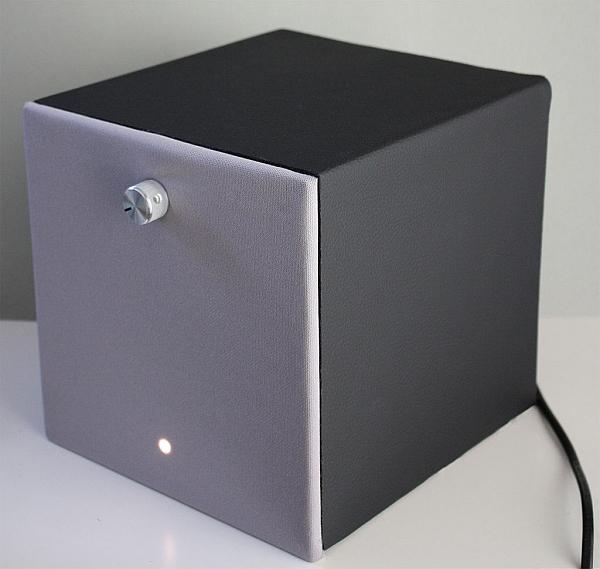 the RaspberryPi-based Airplay speaker