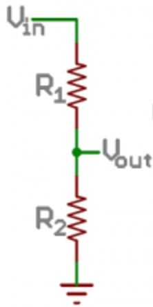 three ways to convert 5 volts to 3.3 volts cicuit