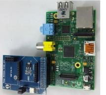 A novel design for raspberry pi wireless shield extension board using raspberry