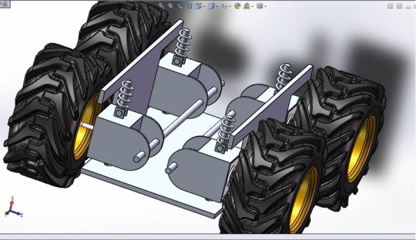 Build up a vehicle