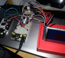 Environmental Monitoring with BaeagleBone or RaspberryPI and Ardunio