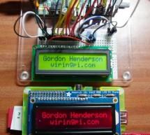 LCD Library (HD44780U)