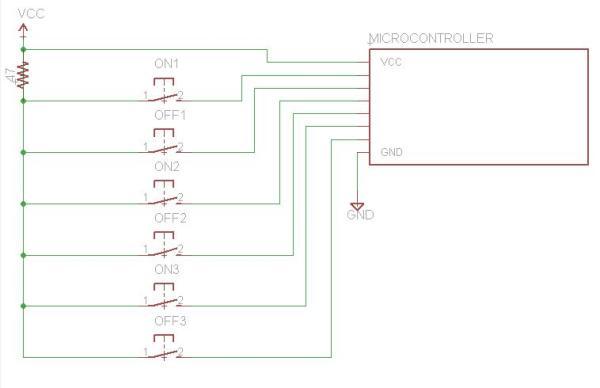 Raspberry Pi GPIO home automation Circuit