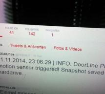 The Tweeting Intercom: (Door Strike) Relay Monitoring w/ Raspberry Pi