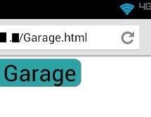 Web Enabled Garage Door (Raspberry Pi)