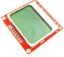 PDC8544 LCD python bindings for the Raspberry Pi