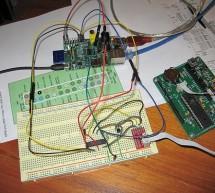 AVR/Arduino ISP programmer using the Raspberry Pi GPIOs