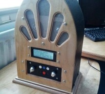 Google Play Music Internet Radio (Raspberry Pi and Arduino)