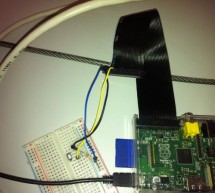 Raspberry Pi and Button Press Example