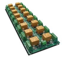 16 Channel relay board for your Arduino or Raspberry PI – 24V