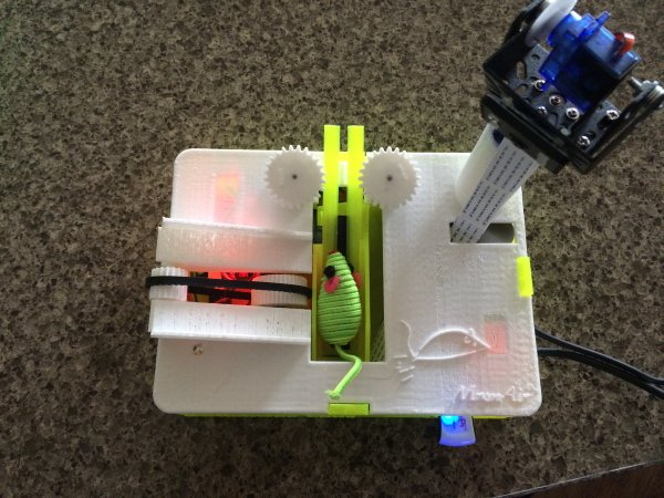 3D Printing MouseAir V2 – Part 1  Raspberry Pi Project