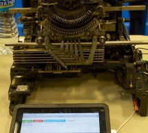 A 50 year-old Teletype Powered by a Raspberry Pi