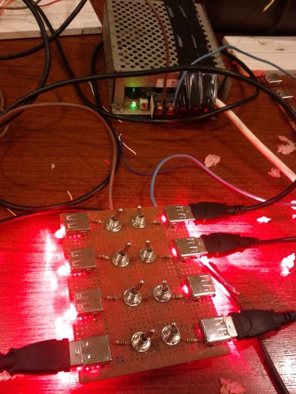 Building a Raspberry Pi Cluster