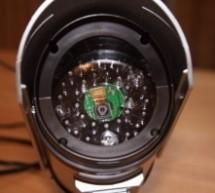 CCTV surveillance using Raspberry Pi