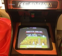 Connecting a Raspberry Pi to an old 15Khz Arcade Monitor