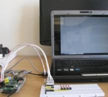Controlling Hardware using GUI in Raspberry Pi