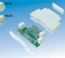 Euroclamp CEM – DIN rail enclosures for every PCB