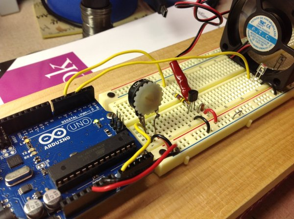 Hooked on Arduino & Raspberry Pi