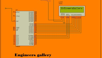 Interface LED with Raspberry Pi Schematic