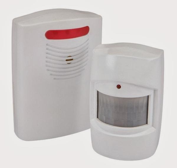 Interface to Wireless Driveway Sensor