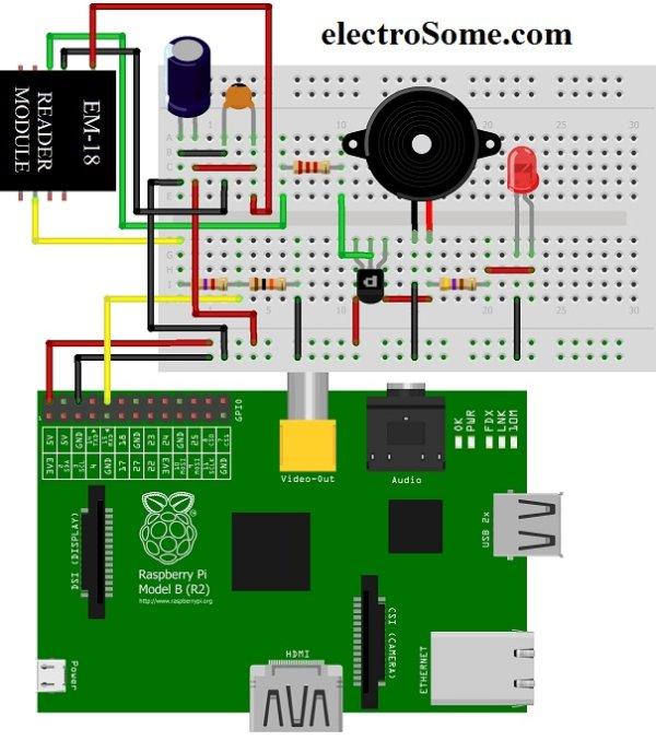 Interfacing Em 18 Rfid Reader With Raspberry Pi