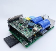 Juice4Halt – Supercapacitor UPS for Raspberry Pi