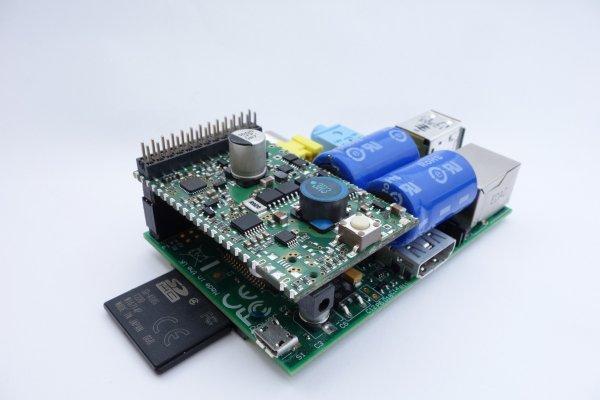 Juice4Halt - Supercapacitor UPS for Raspberry Pi