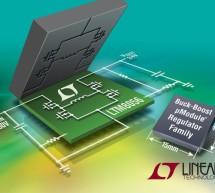 LTM8056 – 58VIN, 48VOUT Buck-Boost μModule Regulator