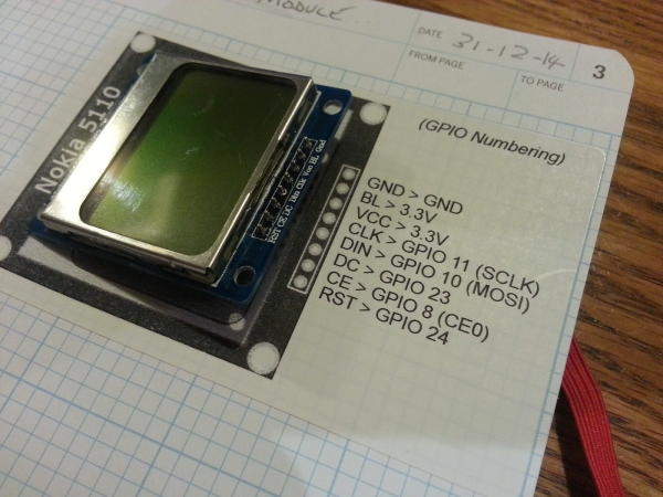 Make Your Own Nokia 5110 Raspberry Pi Add-on Board