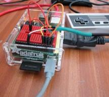NES Controller on the Raspberry Pi