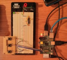 Physical WakeOnLan button with Raspberry Pi and Python