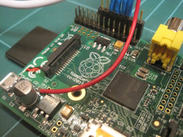 Raspberry Pi – RGB LED conversion