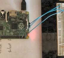 Raspberry Pi 433Mhz RF Communication Via ATtiny85