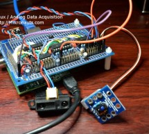 Raspberry Pi Analog to Digital Conversion Experiments and Howto