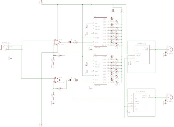 Raspberry Pi STL in a Box SChematic