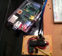 Raspberry Pi and Arduino Serial Communication
