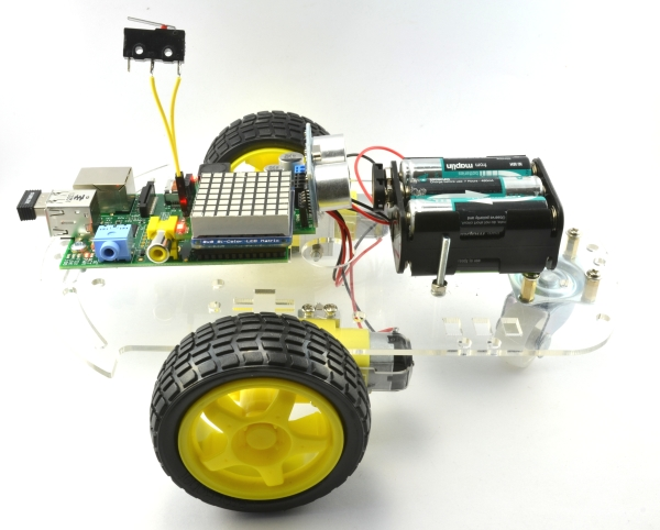 RaspiRobot Board V2