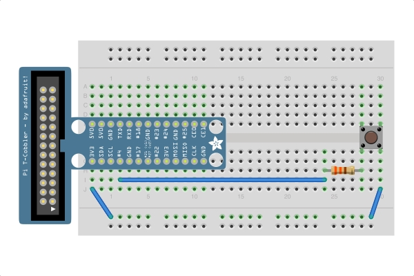 Reading and writing from GPIO ports from Python