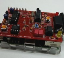 TNC-X for Raspberry Pi (Packet radio) AX25