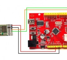 Talking to a Bluetooth Serial Module with a Raspberry Pi