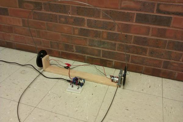 Technologies – Prototype I Final Report Motorized Wheelchair Canopy