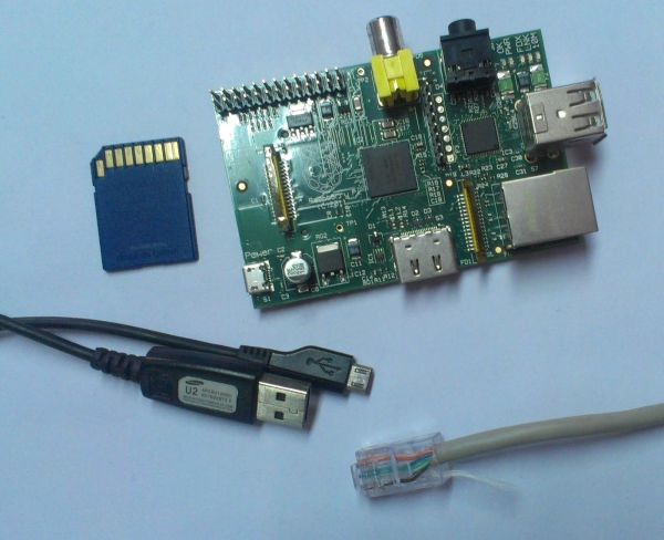 The Best way to Connect Raspberry Pi to Laptop display Board