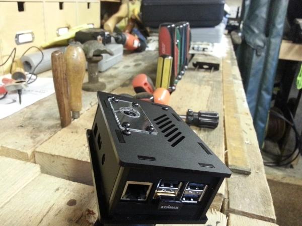Turn a Raspberry Pi into a CCTV Security System